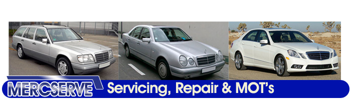 Mercserve Servicing & Repairing Mecedes Vehicles